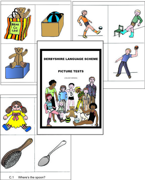 Picture Test Booklet